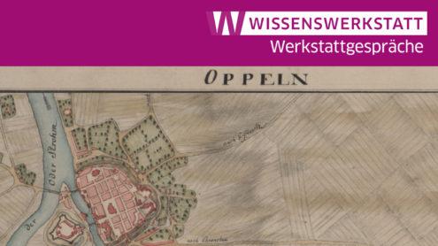 Ausschnitt Kriegskarte von Schlesien - Christian Friedrich von Werde | 2° Kart. N 15060-2, SBB-PK, CC bY-NC-SA 3.0