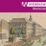 Bildausschnitt: Aquarell Breslau, Zuchthaus. Aus: Stridbeck, Johann: Skizzenbuch : Ms. boruss. qu. 9a , 1691. SBB-PK