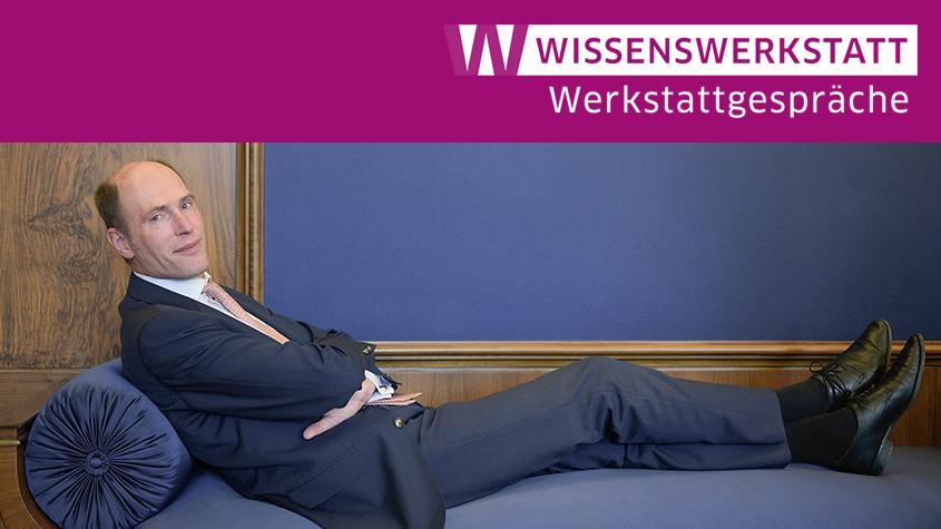 Prof. Dr. Peter-André Alt | © Bernd Wannenmacher