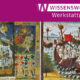 Bibliothèque de Rennes Métropole: Ms. 1834, fol. 121r (Officium des heiligen Michael) | SBB PK: Depot Breslau (Froissart), Bd. 1, fol. 95v (Seeschlacht zwischen Robert d'Artois und dem König von Spanien)