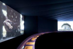 Innenansicht der Ausstellung Foto: Udo Meinel