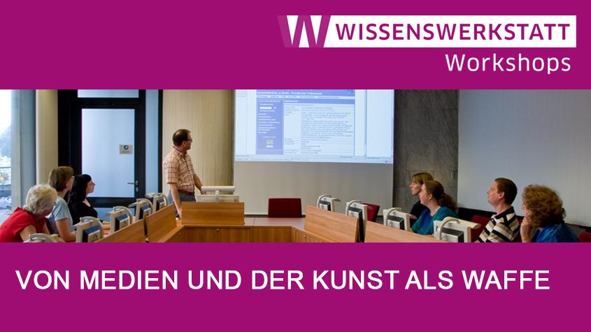 Workshop der Wissenswerkstatt | SBB-PK CC-BY-NC-SA 3.0