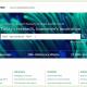 Startseite der Wiley Online Library mit Eintragung im Suchfeld - Screenshot