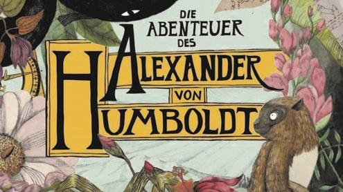 Buchpräsentation Wulf: Die Abenteuer des Wilhelm von Humboldt am 28.3.2019