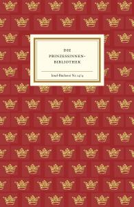"""Cover von """"Die Prinzessinnenbiblioithek"""""""