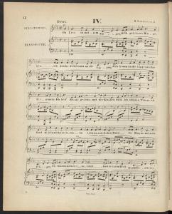 Robert Schumann: Frauenliebe und Leben: von Adalbert von Chamisso; Acht Lieder für eine Singstimme Mit Begleitung Des Pianoforte; Op. 42. SBB-PK Sign. 9 in: Mus. Ks 360/44-1. Public Domain.