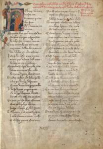 Dante Alighieri: La divina commedia, 14. Jh. (http://resolver.staatsbibliothek-berlin.de/SBB0001C38A00000000)