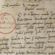 Das Niedersorbische Testament von 1548 - Ausschnitt/Bildnachweis: Staatsbibliothek zu Berlin, Lizenz: CC BY-NC-SA 4.0